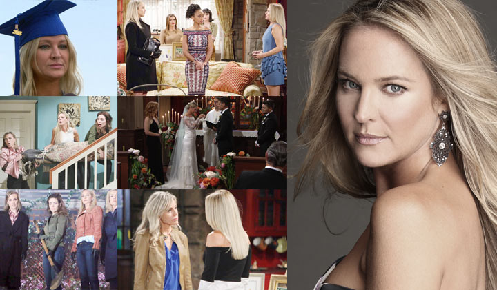 Y&R's Sharon Case on Shick, Shey, and Sh... lots more! (INTERVIEW)
