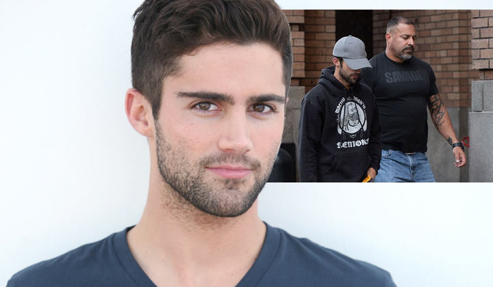 Y&R's Max Ehrich fears for his life, goes into hiding after stalker incident