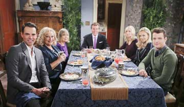 GOODBYE, ASHLEY! Y&R stars bid farewell to Eileen Davidson