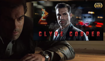 WATCH: Jordi Vilasuso as the lead in murder mystery Clyde Cooper