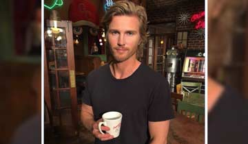 Thad Luckinbill back at the Y&R studio