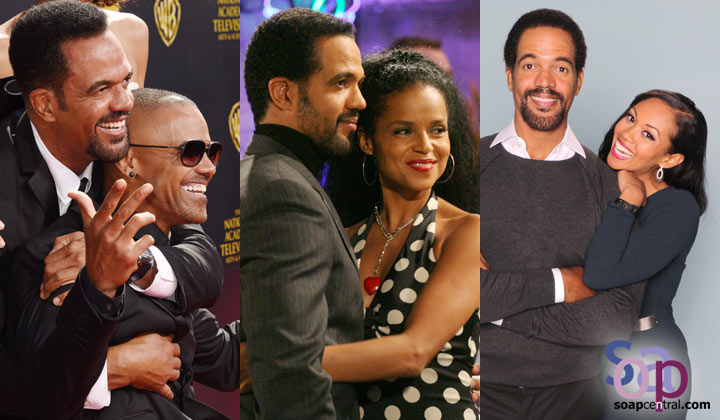 Shemar Moore and Victoria Rowell return to The Young and the Restless for tribute to Kristoff St. John