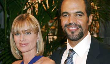 Y&R's Eileen Davidson back for Kristoff St. John memorial