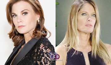 Michelle Stafford in, Gina Tognoni out as Y&R's Phyllis