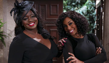 Julia Pace Mitchell and Angell Conwell return to honor The Young and the Restless' Kristoff St. John