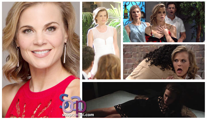 THAT'S A WRAP: Gina Tognoni ends her journey as The Young and the Restless' Phyllis Summers