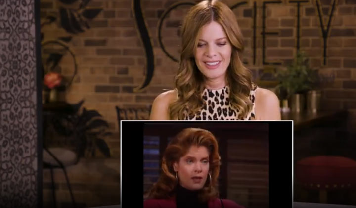 VIDEO: Michelle Stafford relives her best moments on The Young and the Restless