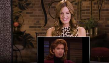 VIDEO: Michelle Stafford relives her best moments on Y&R