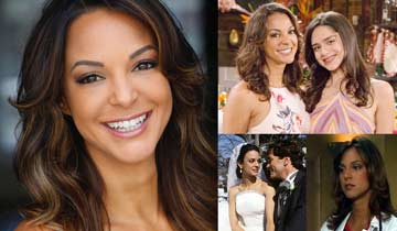 INTERVIEW: Y&R's Eva LaRue on Mama Celeste, Jack Abbott, wedding drama, and more