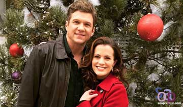 Find out when you can see Y&R's Melissa Claire Egan in her holiday film