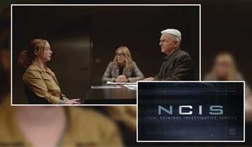 TUESDAY: The Young and the Restless' Camryn Grimes guest stars on NCIS