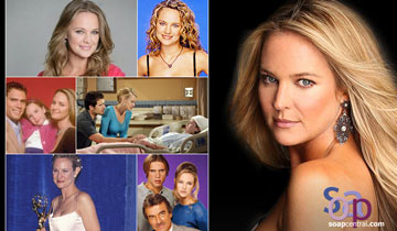 HAPPY ANNIVERSARY: Sharon Case marks 25 years at Y&R