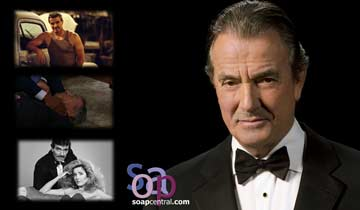 Victor Newman has cheated death before -- and we've put together a list