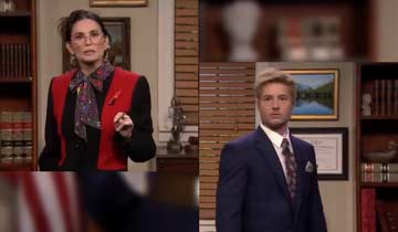 The Young and the Restless' Justin Hartley, General Hospital's Demi Moore star in funny Jimmy Fallon skit