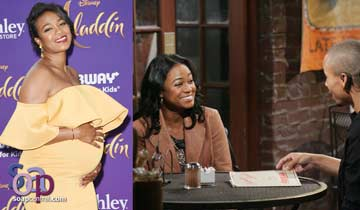 The Young and the Restless' Tatyana Ali welcomes second baby