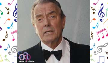 VIDEO: Y&R's Eric Braeden croons for charity