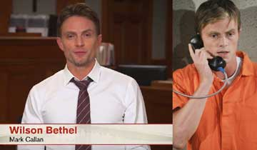 The Young and the Restless alum Wilson Bethel gets quizzed on his soap character, Ryder Callahan