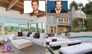 Y&R hunks put their quirky houses on the market