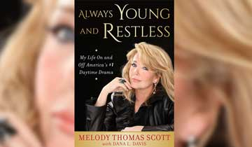 Memoir from The Young and the Restless' Melody Thomas Scott to be released in July