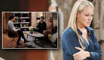 The Young and the Restless partners with the American Cancer Society for breast cancer awareness story featuring Sharon Case