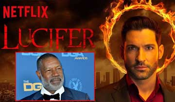 OMG! Lucifer snatches up The Young and the Restless' Dennis Haysbert