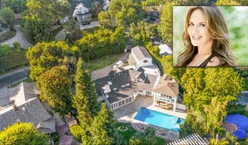 PHOTOS: Y&R's Catherine Bach sells LA home