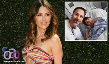It's a girl for AMC, GH, and Y&R's Elizabeth Hendrickson!