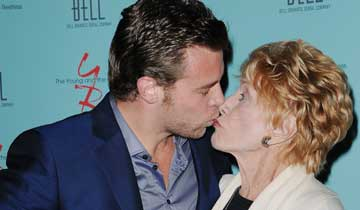 WATCH: Billy Miller honors Y&R's Jeanne Cooper