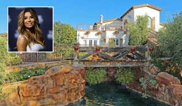 The Young and the Restless' Eva Longoria sells home; property used to be owned by Tom Cruise