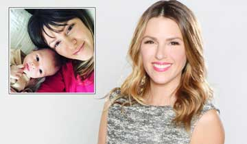 "Elizabeth Hendrickson on motherhood: ""It's the best, hardest job you'll ever have"""