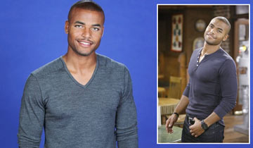 Redaric Williams talks starring in Pump, Tyler's disappearance on Y&R