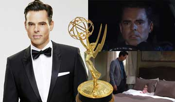 Y&R's Jason Thompson dishes on family, tough storylines, and his Emmy win