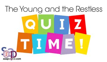 WATCH: It's quiz time for the stars of The Young and the Restless