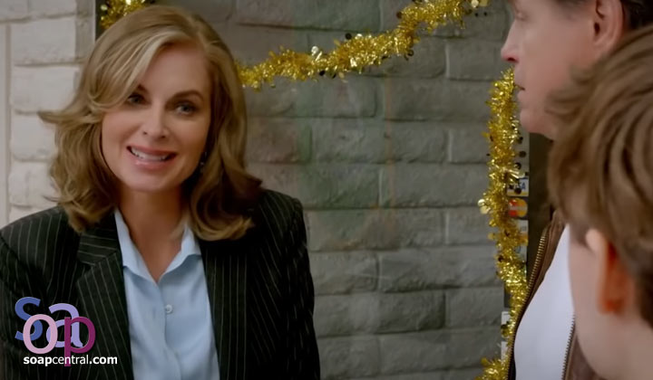 Heartwarming Christmas film to star The Young and the Restless' Eileen Davidson [VIDEO]