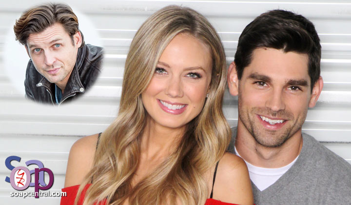 The Young and the Restless forced to recast Chance; Justin Gaston briefly steps in for Donny Boaz