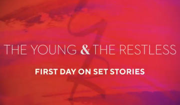 Stars from The Young and the Restless remember their first days on set
