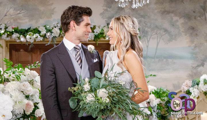 Melissa Ordway and Justin Gaston dish on working together on The Young and the Restless