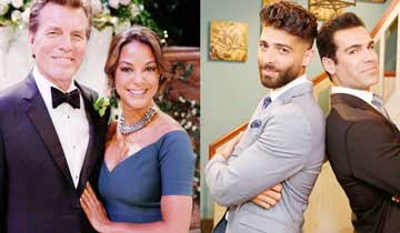 Eva LaRue and Jason Canela return to The Young and the Restless
