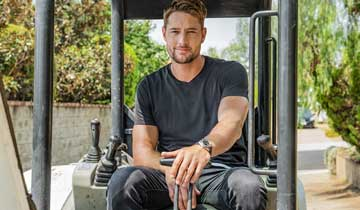 Property Brothers recruit Y&R's Justin Hartley for new series