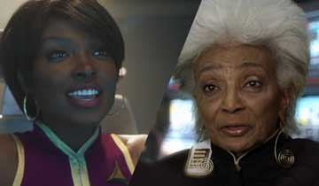 Star Trek legend Nichelle Nichols teams with young Y&R star for her final role before retirement