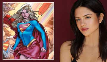 Y&R's Sasha Calle flies to Hollywood as Supergirl in new DC Comics film