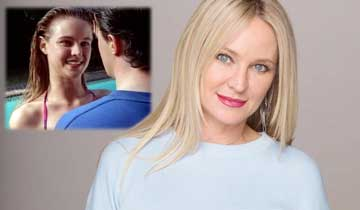 The Young and the Restless' Sharon Case chats Sharon and Adam scenes and Beverly Hills, 90210 memories