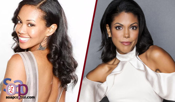 B&B's Karla Mosley to fill in for Mishael Morgan on Y&R
