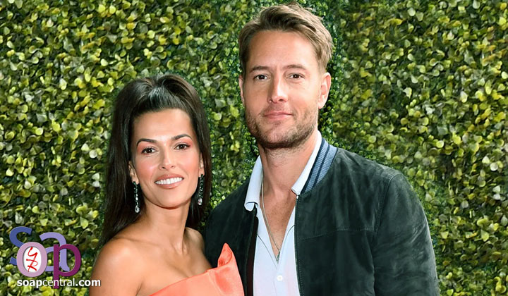 The Young and the Restless' Justin Hartley and Sofia Pernas are married