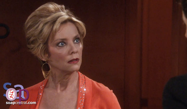 Gloria has seen a lot of screen time in the classic Y&R episodes. Would you like to see her back on the canvas?
