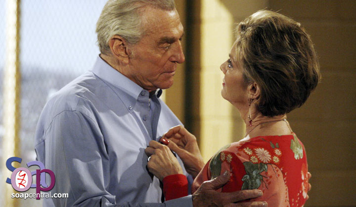 Some Y&R fans think Gloria was the love of John's life? Do you agree or disagree?