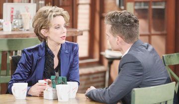 Judith Chapman returns to The Young and the Restless