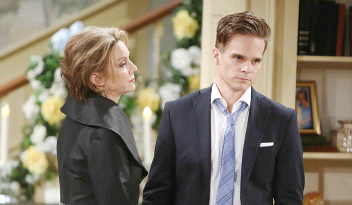 Y&R's Judith Chapman confirms new role on DAYS
