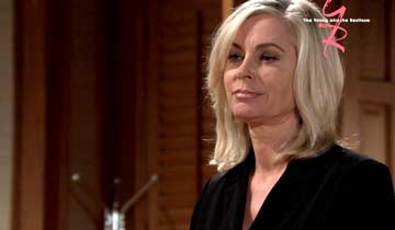 Pushed out by Mal Young? Eileen Davidson reveals real reason she left Y&R