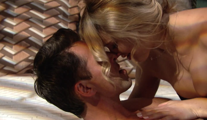What do you think of Billy's decision to bed Summer as a way to punish Phyllis and Nick?